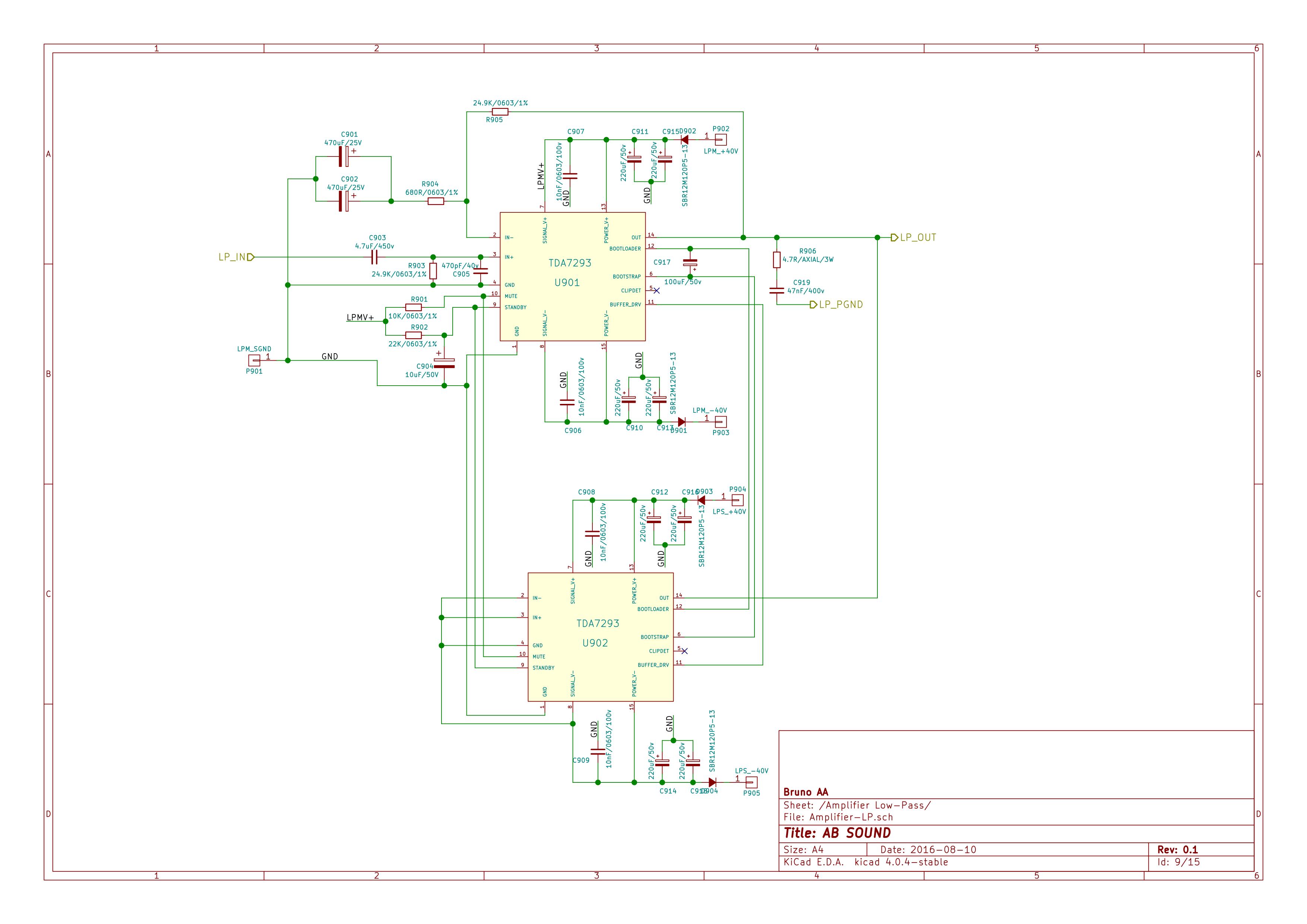 Logitech z 680 circuit diagram example electrical wiring diagram class ab sound system part i main board schematic bruno aa rh brunoaa wordpress com logitech z 680 5 1 computer speakers logitech z 680 craigslist swarovskicordoba Gallery