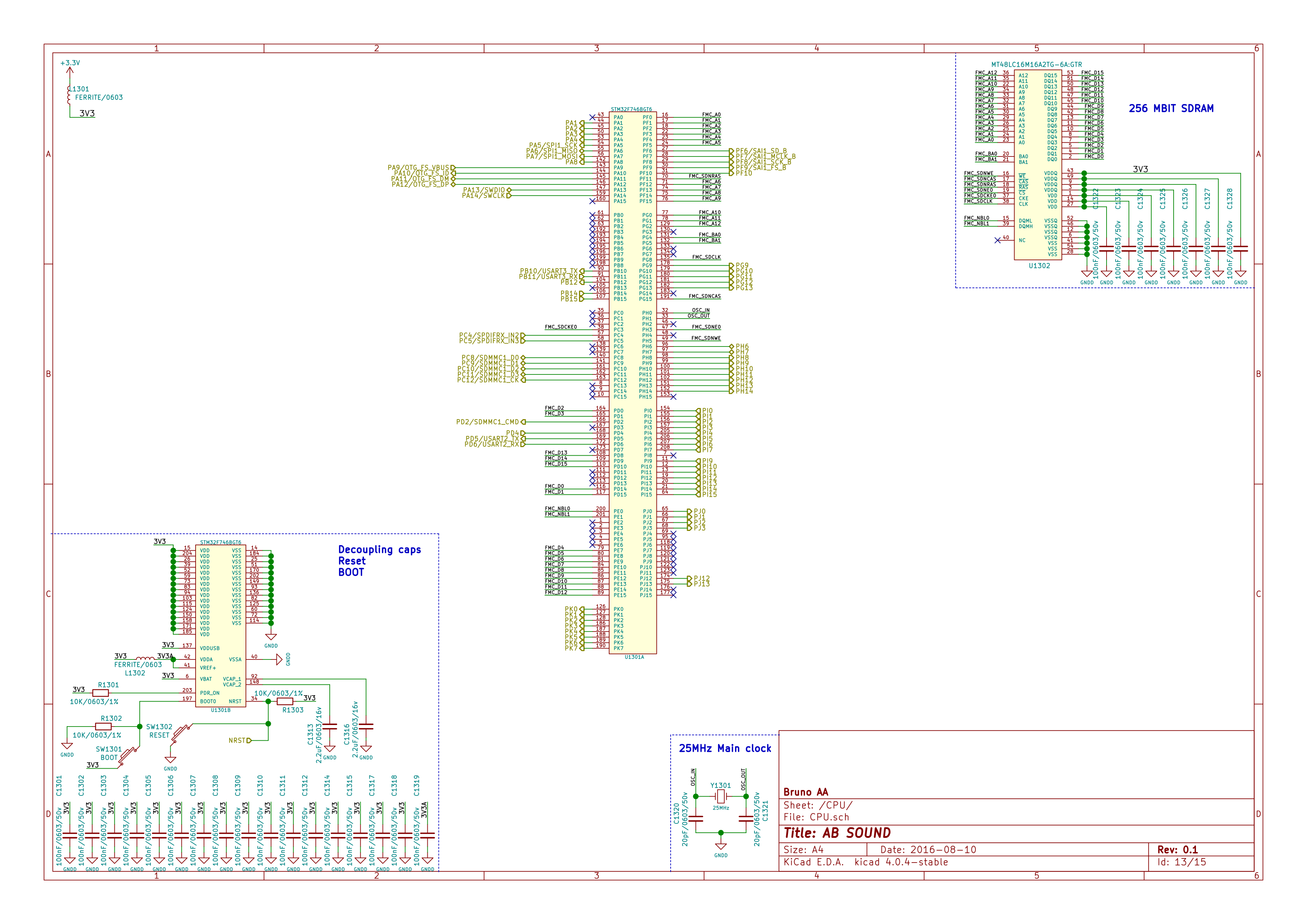 Cl AB sound system: Part I – Main board schematic | Bruno AA J Link Schematic on
